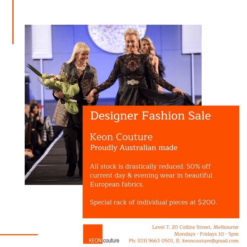 Designer Fashion Sale
